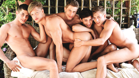 Christian Lundgren   &   KinkyAngels   part 1